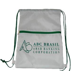 marcfialho - Mochila saco confeccionada em nylon 270.
