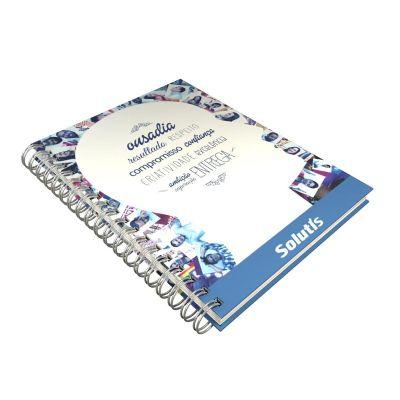 DZ9 Gráfica - Caderno personalizado 18 x 25 cm