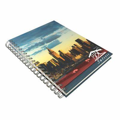 DZ9 Gráfica - Caderno personalizado 15x21 cm - Linha Colors