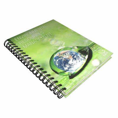 DZ9 Gráfica - Caderno personalizado 21x28 cm - Linha Colors
