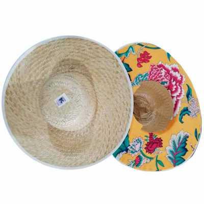 kanom-brindes - Chapéu de palha