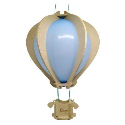 ecologik-sustentaveis - Quebra Cabeça 3D Balão