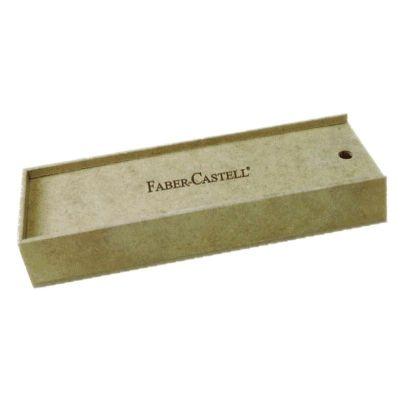 Ecologik Sustentáveis - Caixa personalizada para caneta/lápis.