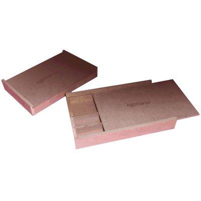 ecologik-sustentaveis - Estojo feito de material de reflorestamento