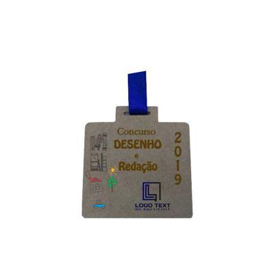 Ecologik Sustentáveis - Medalha Personalizada