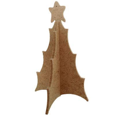 ecologik-sustentaveis - Cartão Mini árvore de Natal.