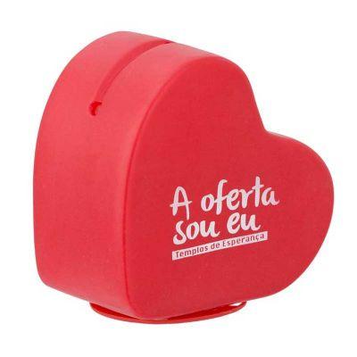 Polo Art - Cofre coração personalizado