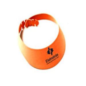 Seventy Promo - Viseira personalizada em E.V.A. Sua marca protegendo os clientes.