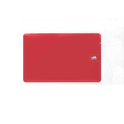 Elemento W - Cartão com fio dental bordô