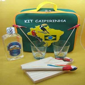 Kit caipirinha - Bolsa Brasil
