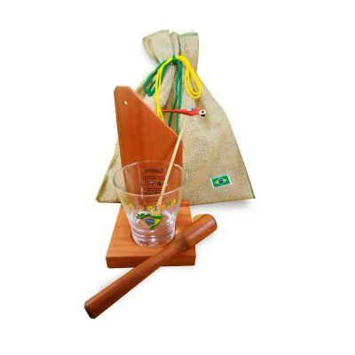 Kit caipirinha - Armazém Brasileiro