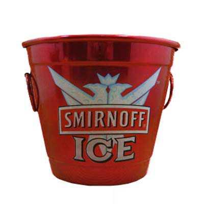 Balde personalizado para gelo