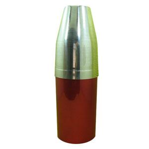 Armazém Brasileiro - Porta garrafa térmico personalizado de alumínio com pintura especial em diversas cores. Sua marca em evidência na vida e mesa de seus clientes.