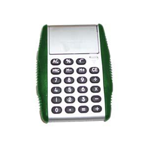 Potencial Brindes - Calculadora de bolso com todas as operações básicas da matemática.