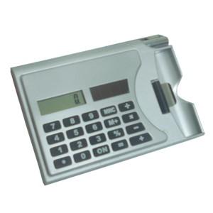 Potencial Brindes - Calculadora personalizada com formato especial.