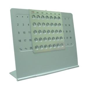 Potencial Brindes - Calendário de mesa personalizados.