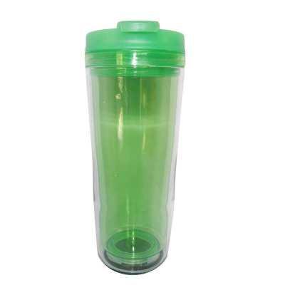 Mug Transparente interno Verde