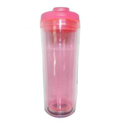 Mug Transparente interno Rosa