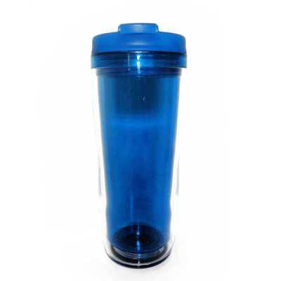 Mug Transparente interno azul - Mugmania