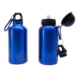 mugmania - Garrafa em alumínio com capacidade para 400 ml.