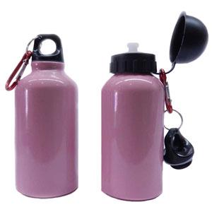 mugmania - Garrafa em alumínio com capacidade para 600 ml.