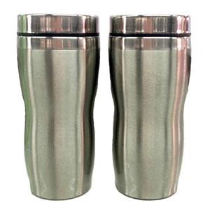 Mugmania - Mug térmico com capacidade para 450 ml.