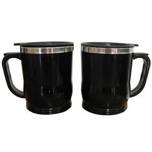 mugmania - Mug térmico com capacidade para 350 ml.