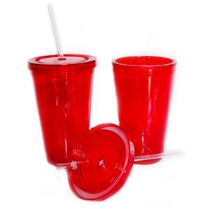 mugmania - Mug com capacidade para 450 ml, dupla camada de acrílico.