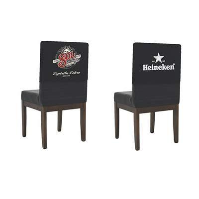 Capa personalizada para cadeira - Elite Mais