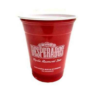 Elite Mais Visual - Copo party cup personalizado para festas e eventos