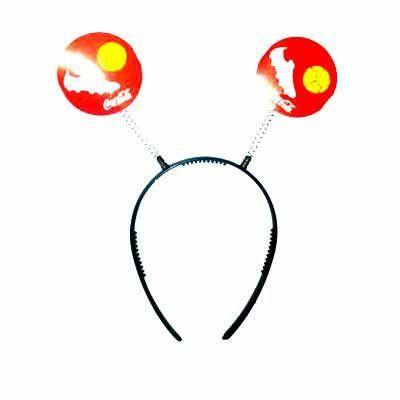elite-mais - Tiara personalizada com antena ou mola