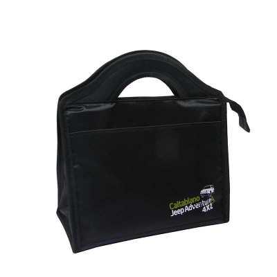 Bolsa térmica com alça de mão