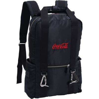 Sak´s - Mochila porta notebook com 2 bolsos laterais personalizada
