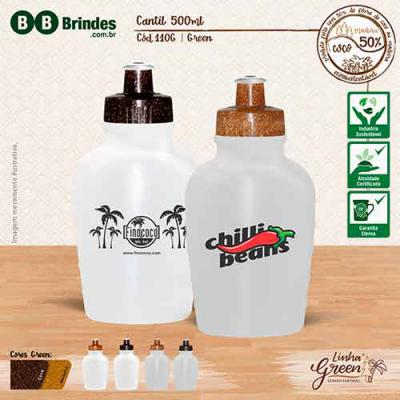 BB Grupo - Cantil 500 ml Green