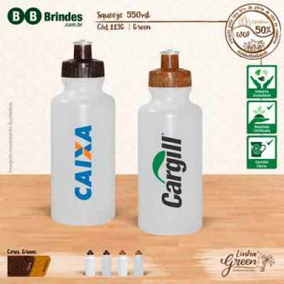 Squeeze 550 ml green - BB Grupo
