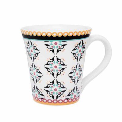 Oxford Gifts - Caneca Tulipa Floreal Luiza