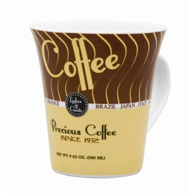 Oxford - Caneca modelo Tulipa Coffee de 330 ml