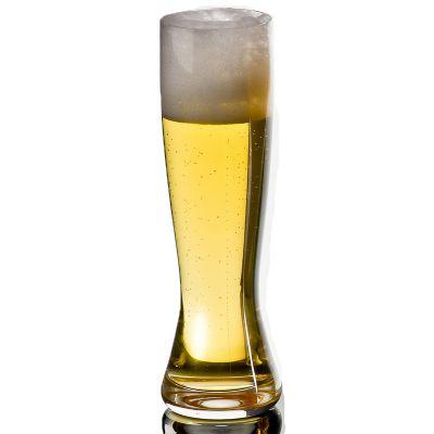 oxford - Copo de cerveja Catarina em Cristal, pode ser adquirido liso ou personalizado.