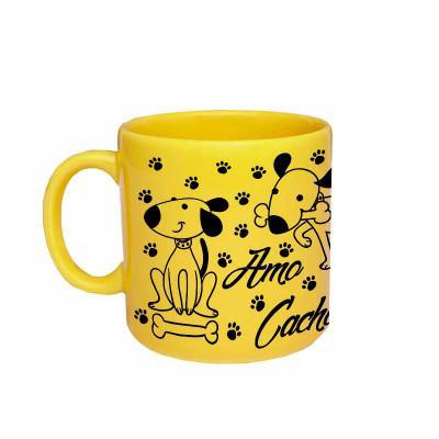 Caneca - Amo cachorro - Oxford Gifts