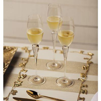 Oxford - Taça de champanhe.