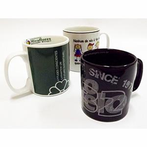 DiPort - Caneca Personalizada em porcelana, 250 ml e 300 ml, com personalização da logomarca, ótimo para eventos e promoções. Sua marca presente no dia a dia d...