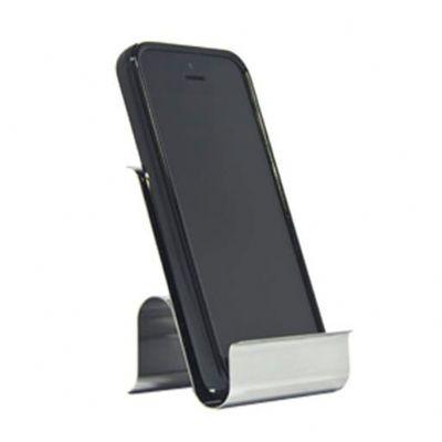 Porta celular ondulado inox - DiPort