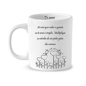 ddca8af01 Caneca de Porcelana Dia dos Namorados - 126757