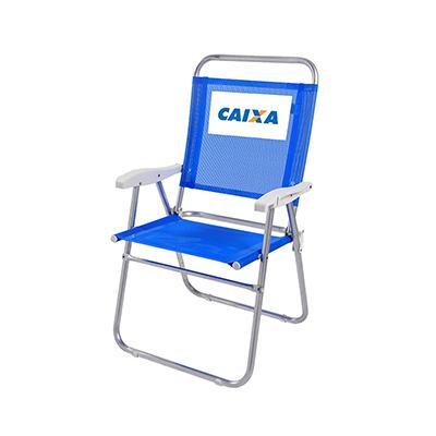 mpb-brindes - Cadeira cancun  plus