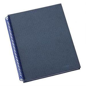 Caderno executivo grande.