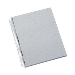 Caderno executivo pequeno.
