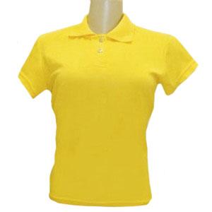 Camisa pólo em malha Piquet PA, disponível em várias opções de cores.