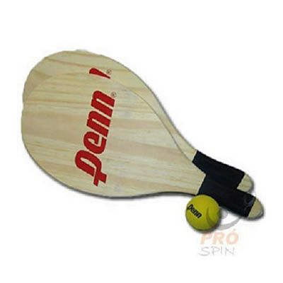MPB Brindes - Kit Frescobol com 02 raquetes personalizado