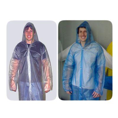 AGP Brindes - Capa de chuva super durável em PVC personalizada em diversas cores