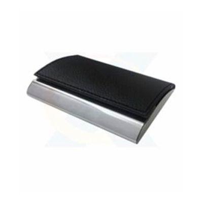 agp-brindes - Porta-cartão de bolso em couro sintético